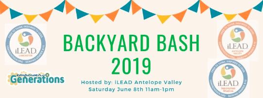 iLEAD Backyard Bash 2019