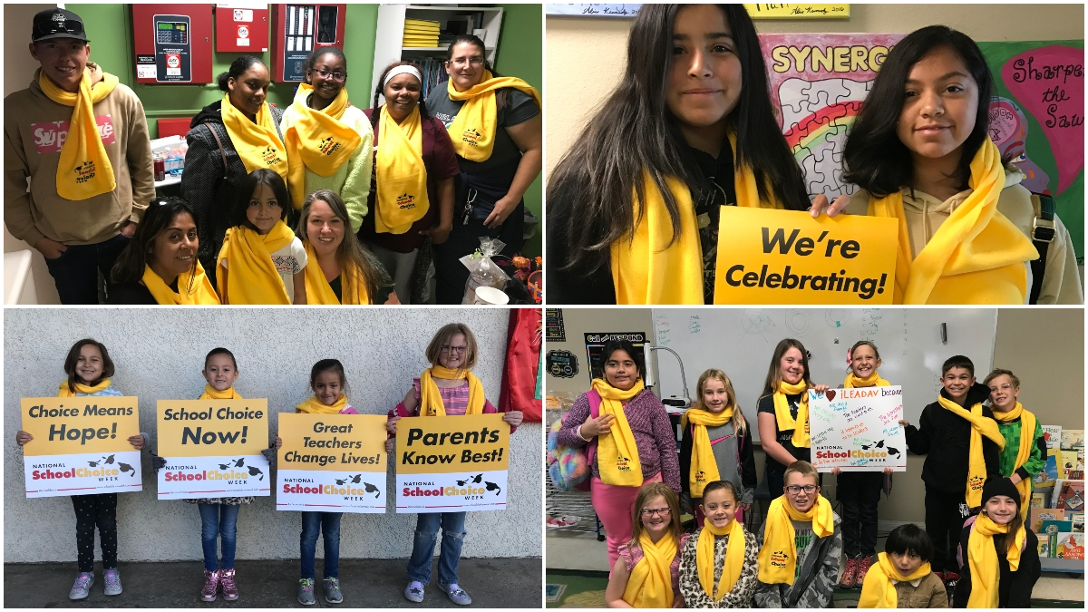 iLEAD AV National School Choice Week