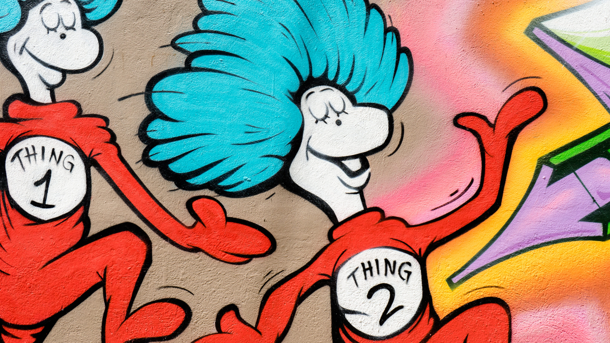 iLEAD AV Dr. Seuss