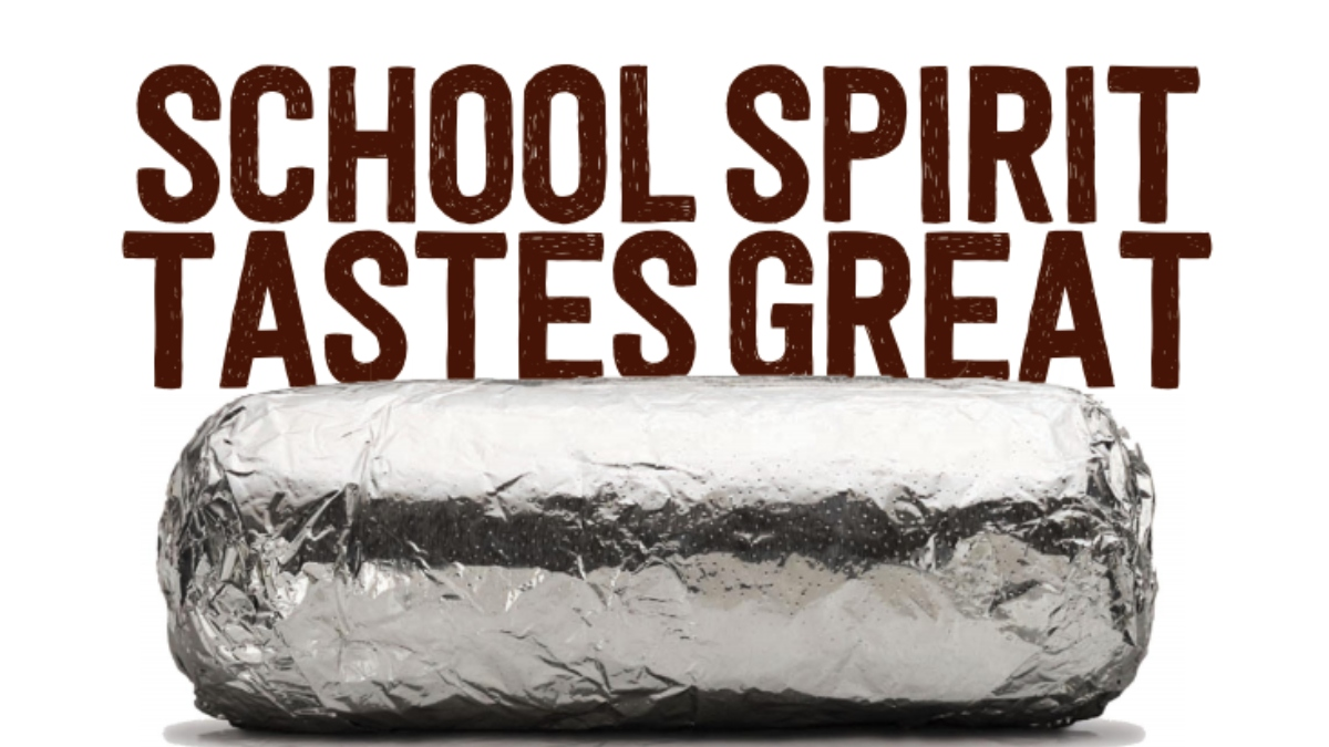 iLEAD Antelope Valley Chipotle Fundraiser
