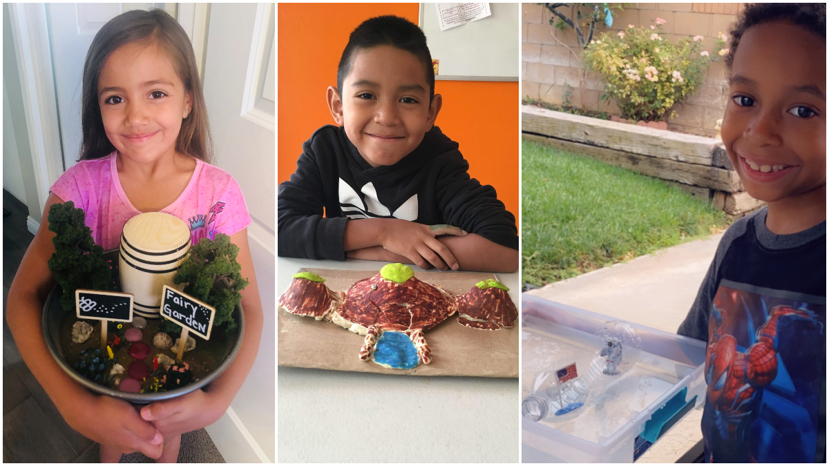 iLEAD Antelope Valley STEM Projects