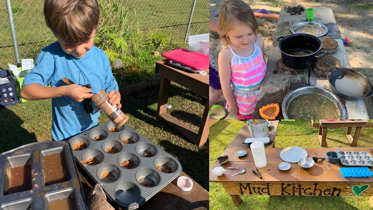 iLEAD Antelope Valley Mud Kitchen