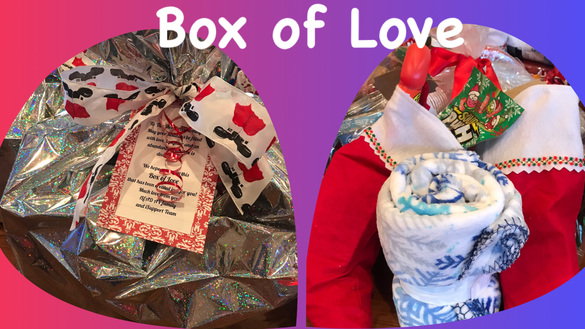 iLEAD AV Box of Love holiday collections