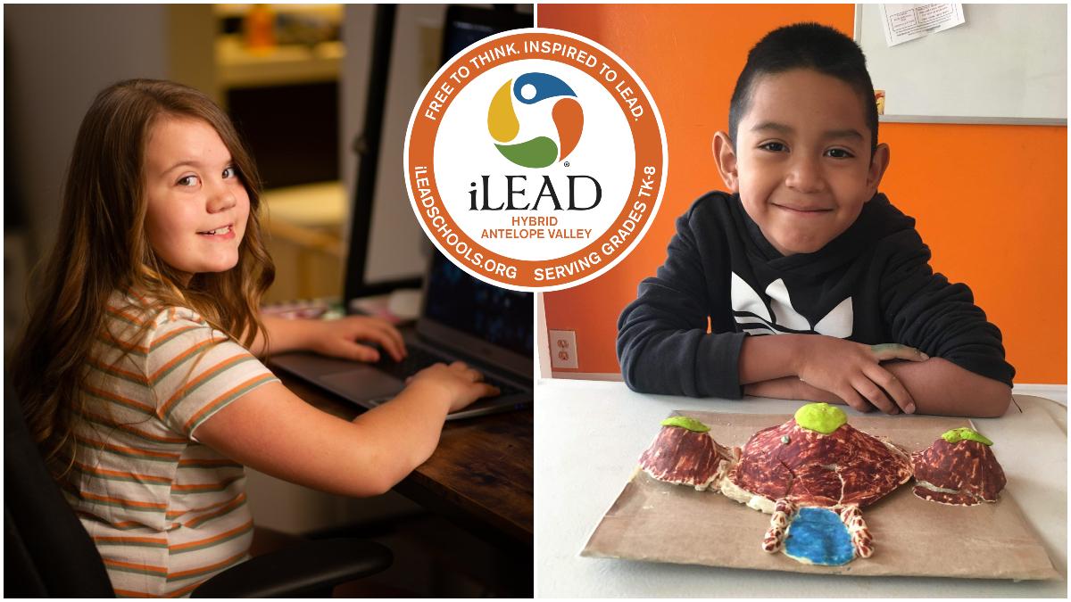 iLEAD Antelope Valley Charter School learners