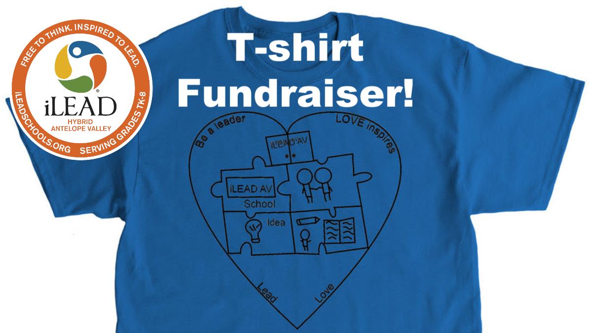 iLEAD Antelope Valley T-shirt Fundraiser