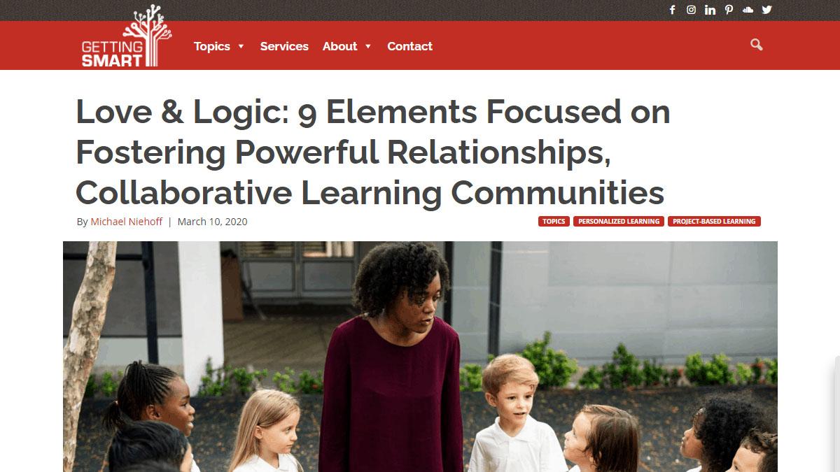 iLEAD Schools Love & Logic
