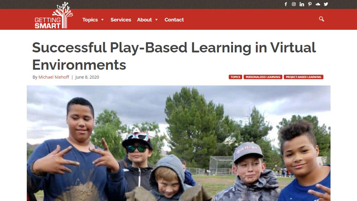 Play Based Learning iLEAD Schools