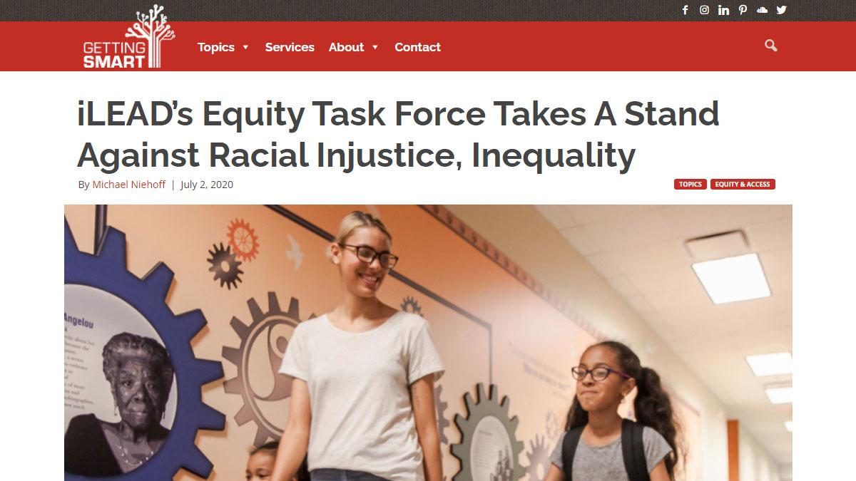 iLEAD's Equity Task Force